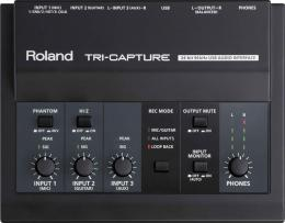 Изображение продукта Roland TRI-CAPTURE UA-33 USB аудио интерфейс для звукозаписи